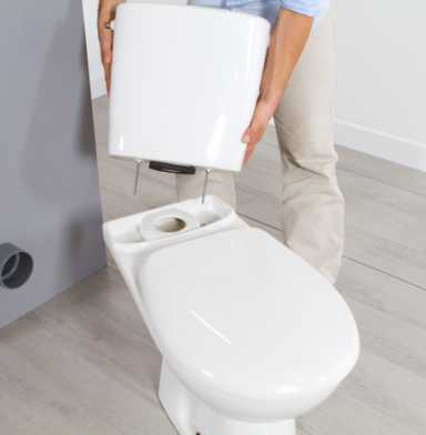 Installation WC